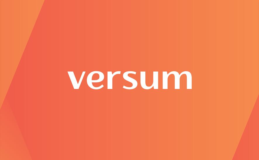 Versum's new look
