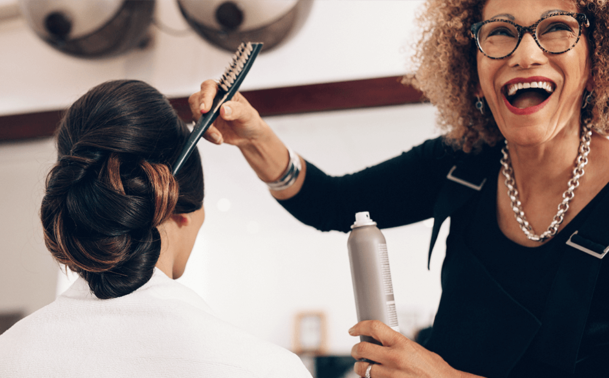 Befriending salon clients – more harm than help?