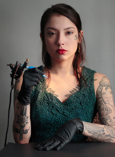 Tattoo shop isn't just an art studio – it's your business