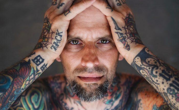 Tattoo artists struggles