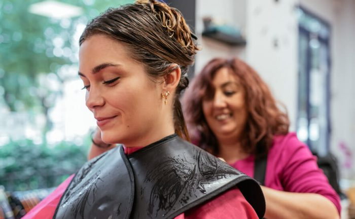How digital customer records can save the day at your hair salon