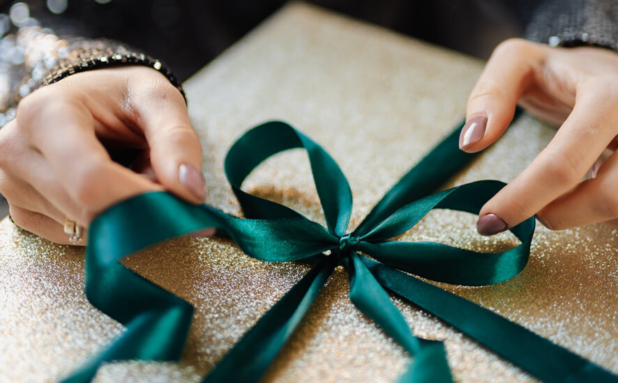 Gift salon clients the ideal present for the holidays!