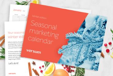 Seasonal marketing calendar for your salon