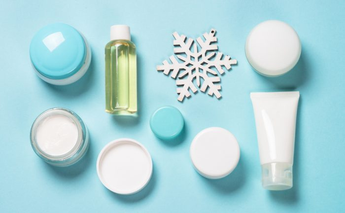Winter holiday salon retail products